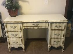 French Provincial Desk $230.00