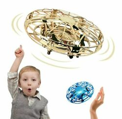 Mini UFO Drone Flying Toy Hand Operated Quadcopter Drones for Child or Adult $35.00