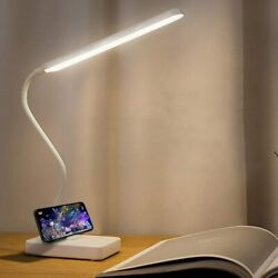 Cordless Led Desk Table Lamp for Kids Study USB Rechargeable 2000Mah Battery $20.26