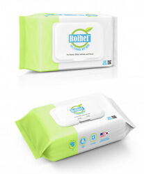 Alcohol Wipes 100 - Durable Wipes for Hands and  Sanitizing Surfaces $7.95