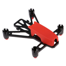 Q100 Micro Brushed RC Quadcopter DIY Frame Kit for Drone Supporter Red $7.61