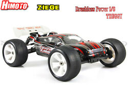 Himoto Ziegz 1:8 Scale RTR RC Brushless Powered 4WD Truggy 2.4GHz Lipo $477.69