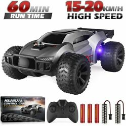 EpochAir Remote Control Car 1 22 High Speed RC Car with 2 Rechargeable Batteries $30.99