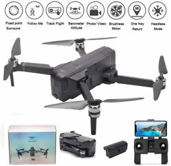PinPle SJRC F11 PRO GPS Drone 5G WiFi FPV RC Quadcopter Drone Foldable $165.99