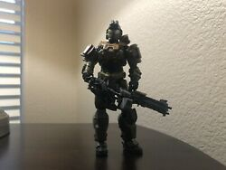 McFarlane Toys Halo Reach Series 4 Jorge Figure and Gun Only no Backpack $7.00