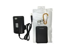 Powered Sprayer DIY Kit for upgrading manual to pumpless with Li ion Power Bank $19.99