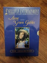 Anne of Green Gables 123 DVD .box set complete