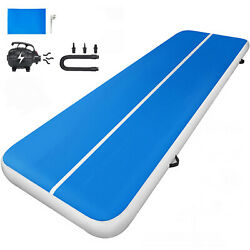 Air Track 20FT Airtrack Inflatable Floor Gymnastics Tumbling Mat Training GYM $209.99