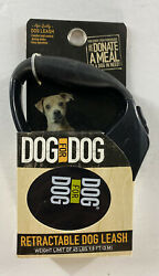 New Dog For Dog Retractable Dog Flat Ribbon 9.8 Ft for dog up to 45 Lb $10.99