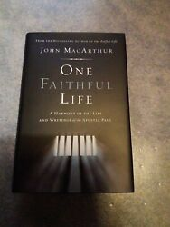 One Faithful Life: A Harmony of the Life and Writings of the Apostle Paul $8.49