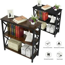 Industrial Console Table Vintage Accent Sofa Side Table for Entryway Living Room $96.99