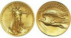 15 FOR 1 PRICE 1907 MINI ST GAUDENS GOLD COINS 1 2 GRAM BULLION FREE SHIPPING $10.95