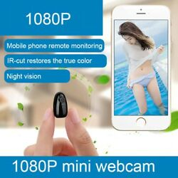 NEW 1080P HD Mini Camera Night Vision Wireless WIFI 2.8 mm Phone Remote Camera $199.99