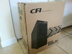 Pick up in Miami only CFI Prime 311 Black Gaming ATX Mid Tower Computer Case $50.00