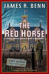 The Red Horse by James R. Benn English Hardcover Book Free Shipping $22.75