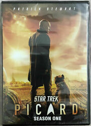 Star Trek Picard Season 1 DVD 3 Disc Set Free Shipping US RG1 $11.92