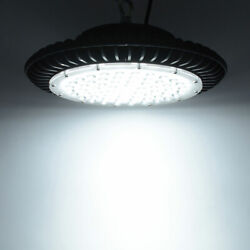 200W LED UFO High Bay Light Factory Warehouse Industrial Commercial Lighting