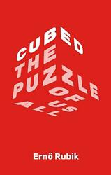 Cubed: The Puzzle of Us All by Erno Rubik English Hardcover Book Free Shipping $23.21