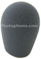 Rode M 3 NT3 Replacement Microphone Foam 1quot; Gray Windscreen from Windtech 5066G $9.99