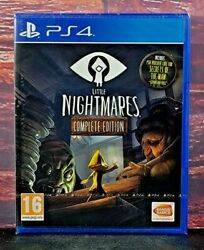 Little Nightmares Complete Edition Playstation 4 PS4 Brand NEW Sealed $32.27