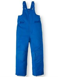 Swiss Tech Children#x27;s Blue Adjustable Ski Snow Bib Coverall Size: 6 7 NWT $12.00