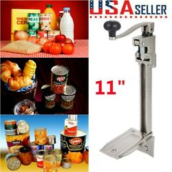11quot; Large Heavy Duty Commercial Kitchen Restaurant Food Big Can Opener Table USA