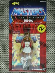 Masters of the Universe She Ra action figure MOC Super 7 Vintage series $38.00