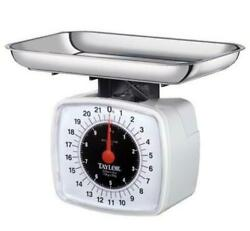 Taylor 38804016T Kitchen Food Scale 22 lbs $25.33