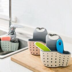 Useful Tiny Basket Kitchen Home Items Rack Shelf Gadget Organizer Storage $7.89