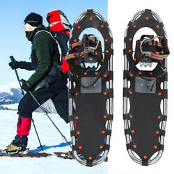 30inch Lightweight All Terrain Snowshoes for Men Women Snowfield w Bag $61.75