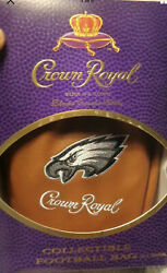 Football Limited Edition Philadelphia Eagles Crown Royal Bag And Box With $26.99