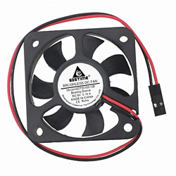 GDSTIME 5Volt 50x10mm 50mm 2quot; Dupont Connector Small Brushless Dc Cooling Fan $15.99