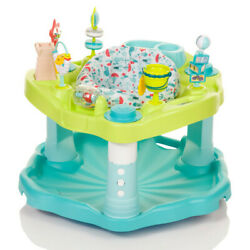 Baby Learning Entertainer Seat Seaside Splash Activity Center Learn Play Toys $67.38