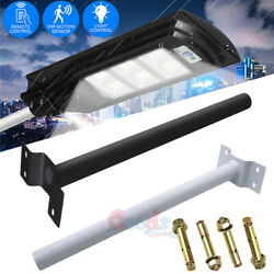 Outdoor Commercial LED Solar Street Light Wlall Mounting Pole for Street Light