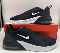 Nike Air Max Motion 2 Men#x27;s Size AO0266 012 Black White 270 $64.97