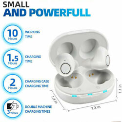 Rechargeable Digital Mini In Ear Hearing Aid Adjustable Tone Voice Amplifier US $39.99