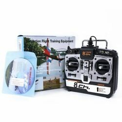RC Flight Simulator Support Real G7 Phoenix 5.0 XTR Remote Control Helicopter $114.00