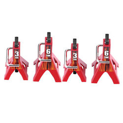Red Stand RC Stand 3 Ton 6 Ton For D90 Axial Wraith SCX10 1 10 Scale RC Crawler $37.12