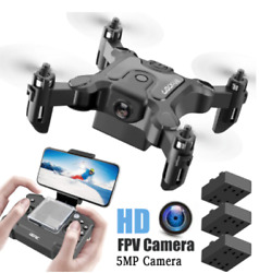 High quality Mini Drone with HD Camera Height Hold Mode RC Quadcopter RTF WIFI $59.99