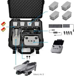 Carrying Case Compatible with DJI Mavic Air 2 Drone Quadcopter and Accessories $79.99