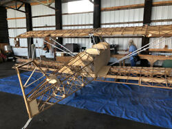 Fisher Classic Bi Plane Will make someone a great winter Project. $8000.00