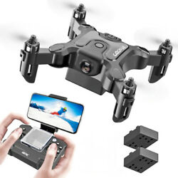 Mini Foldable Drone Hight Hold With 1080p HD Camera Model For Kids Gift Toy US $55.29