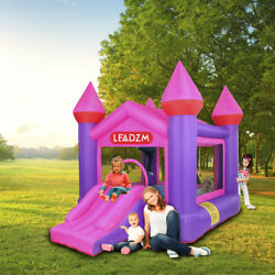 Safety Inflatable Bounce House Castle Kids Party Jumper Slide Bouncer Blower $275.00