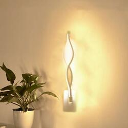 16W LED Modern Wall Lamp Wall Sconce Bedroom Bedside Lamp Fixture Lighting Decor $35.53