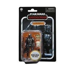 Star Wars Vintage Collection 3.75quot; Din Djarin Mandalorian amp; The Child PREORDER $25.99