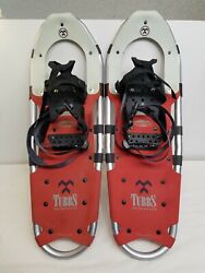 Tubbs Aurora 25 Inch Aluminum SNOWSHOES Made in USA $55.00