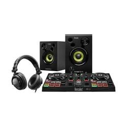 Hercules Perfect All In One DJ Learning Kit DJControl Inpulse 200 Controller $229.99