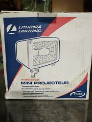 Acuity Lithonia Mini Floodlight 175M RB TB L LP COMMERCIAL FLOOD LIGHT N.O.S.