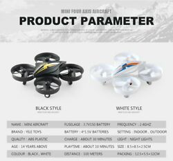 2.4G Mini RC Small Drone S22 Quadrocopter Elicoptero de Controle Remoto With One $140.26
