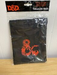 Dungeons amp; Dragons Treasure Nest Dice Bag Ultra Pro GAMING SUPPLY BRAND NEW $7.00